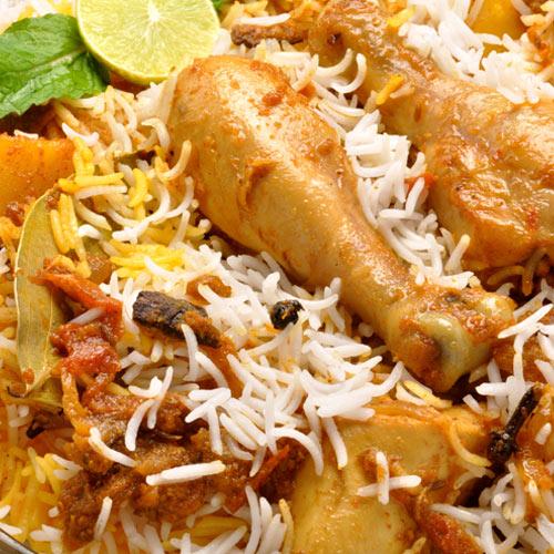 Le indya Biryani