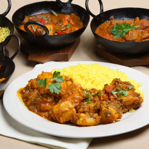 Le indya Curry