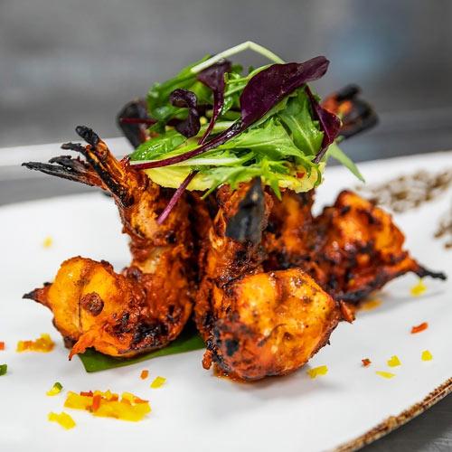 Le indya Sea Food